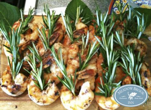 4Food Shrimp  Rosemary Skewers copy