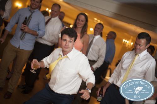 Ballroom Dance Floor EJ Busting A Move