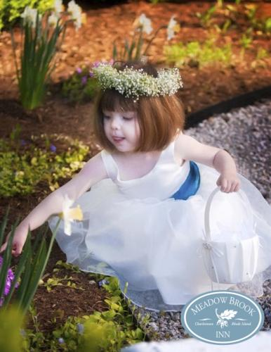 Grounds Flower Girl Spring Bulbs copy